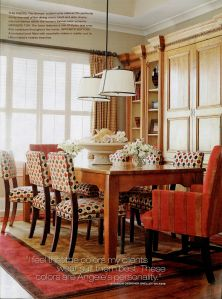 BHG FALL WINTER 2009 PG 101 Dining Room