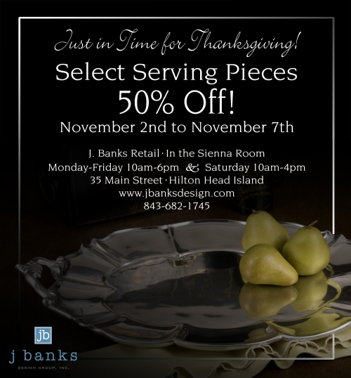 Serving Pieces Sale 2