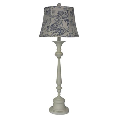 Fifth Avenue Toile Buffet Lamp