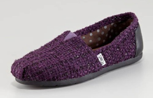 TOMS Guthrie Boucle shoes