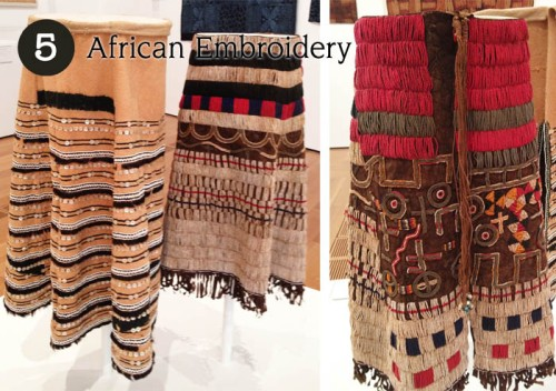 5 - African Embroidery