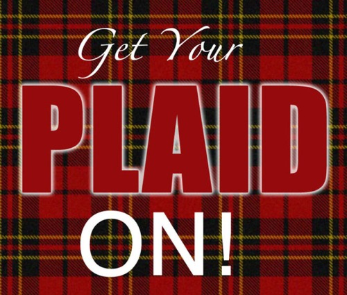 Get Your Plaid On