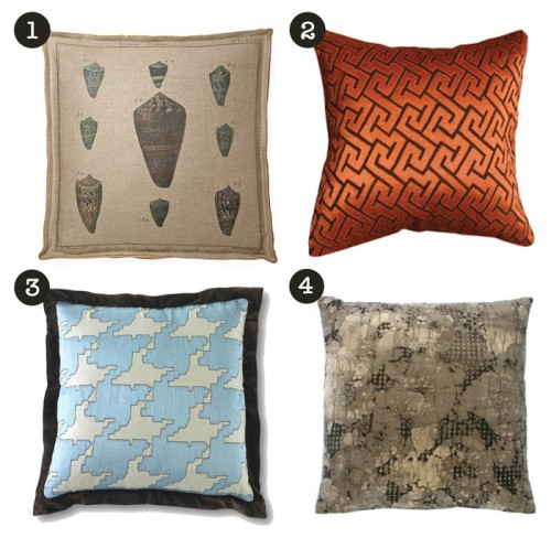 Pillow Set 4