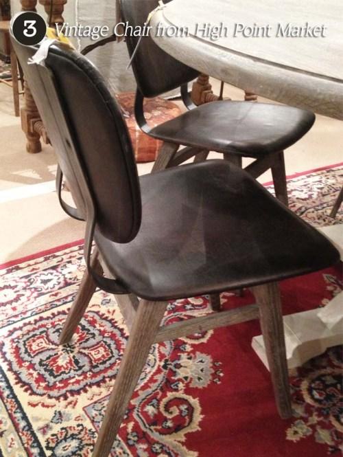 3 - Vintage Chair