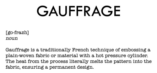 Gauffrage 1 update