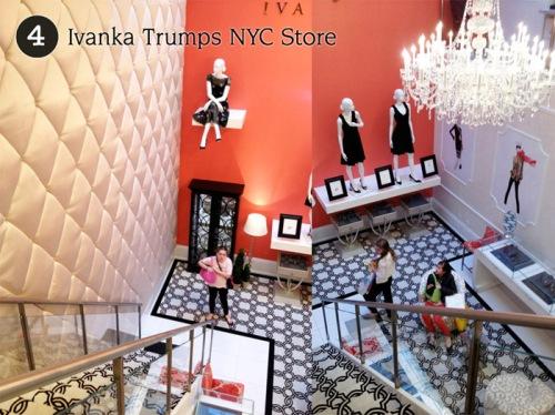 4 - Ivanka Trump Store
