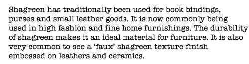 Shagreen 2