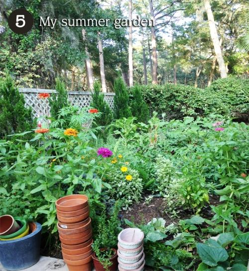 5 - Summer Garden